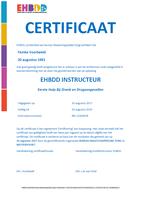 Nabestellen certificaten digitaal