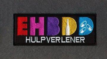 Embleem 'EHBDD Hulpverlener'
