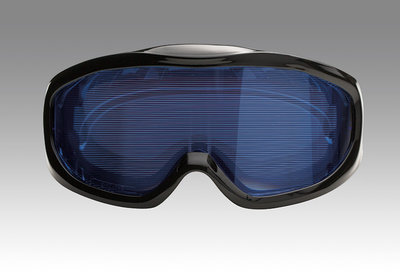 Vermoeidheidsbril