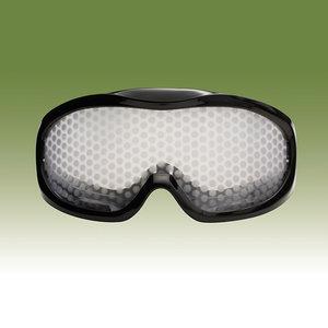 Cannabis Simulatiebril (olive)
